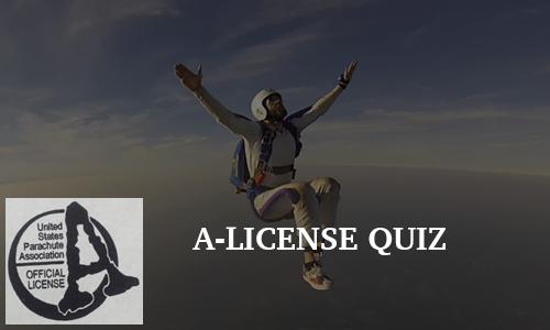 A-License Quiz