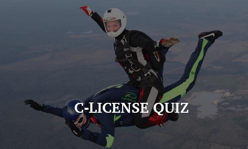 C-License Quiz