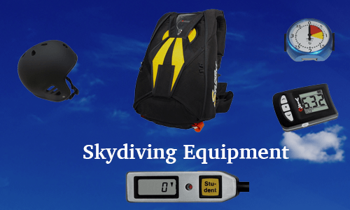 Skydiving Equipment